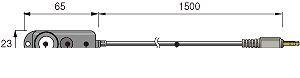 ティアンドデイ T&D ISA-3151 TR-74UI用照度紫外線 ISA3151 【送料無料】