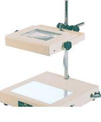 オーツカ光学(OTSUKA) [OSL-1-2] 照明拡大鏡/スクエアシリーズ OSL-1 OSL-1 2倍 OSL12 【送料無料】