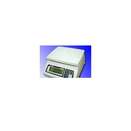 【使用地域の記入が必要】【個数:1個】[TI-2KG-KENTEITUKI] CASデジタルはかり(検定付)ひょう量:2kg TI2KGKENTEITUKI 【送料無料】