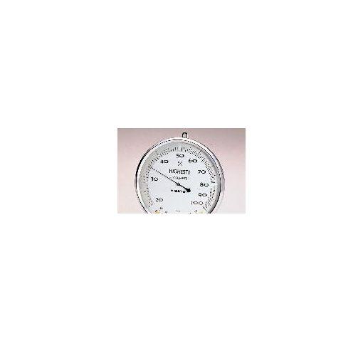1-626-01 ハイエスト型湿度計温度計付 150mm 162601