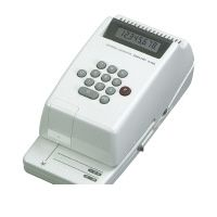 コクヨ(KOKUYO) [51049539] 電子チェックライターIS-E20 印字桁数8桁 IS-E20 【送料無料】
