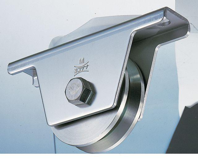 【スーパーSALEサーチ】ヨコヅナ [JCS-0755] 440Cベアリング入ステンレス重量戸車75mm V型 (2個入) V型 JCS0755 [JCS-0755]【送料無料 (2個入)】, UF(ウフ):e6b9943a --- sunward.msk.ru