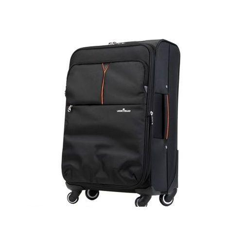 T&S ティーアンドエス 4031 61 ブラック ソフトキャリーケース スーツケース 403161ブラック