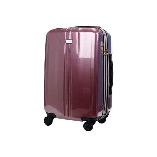 T&S(ティーアンドエス) [6701 48 ワインレッドカーボン] ハードキャリーケース スーツケース 670148ワインレッドカーボン