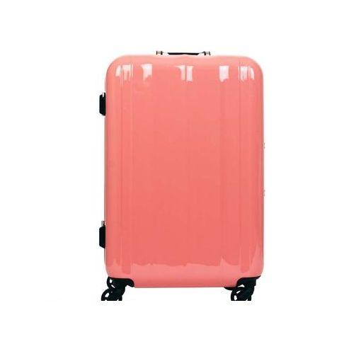 T&S(ティーアンドエス) [6702 58 ピンク] ハードキャリーケース スーツケース 670258ピンク