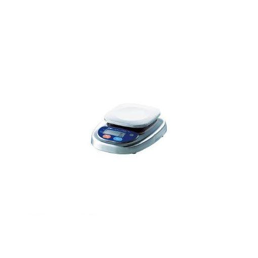 【使用地域の記入が必要】エー・アンド・デイ A&D HL2000IWPKA4 防塵防水デジタルはかり【検定付・4区】 454-8736