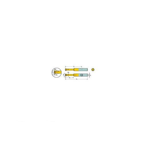 サンドビック SV 326R08B25100VMTH コロミル326ソリッドエンドミル 102 604-7203 【キャンセル不可】