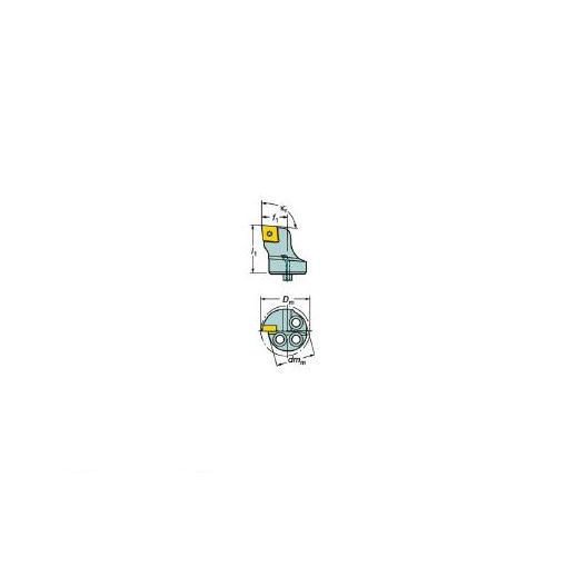 【あす楽対応】サンドビック SV 570SCLCR2009 コロターンSL コロターン107用カッティングヘ 608-8881 【キャンセル不可】