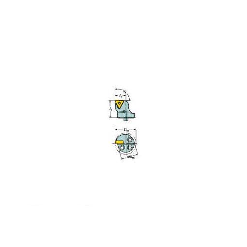 サンドビック(SV) [570STFCR2011B1] コロターンSL コロターン107用カッティン 606-8391 【キャンセル不可】