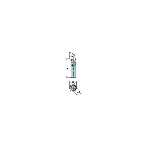 サンドビック(SV) [A20SSVQBR11E] コロターン107 ポジチップ用ボーリングバイト 604-8340 【キャンセル不可】