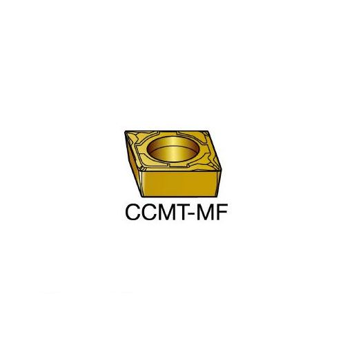 サンドビック SV CCMT060204MF コロターン107 旋削用ポジ・チップ 1115 359-2898 【キャンセル不可】