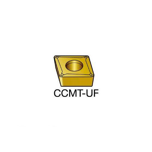 サンドビック SV CCMT09T302UF コロターン107 旋削用ポジ・チップ 1125 606-8626 【キャンセル不可】