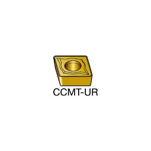 サンドビック SV CCMT09T304UR コロターン107 旋削用ポジ・チップ 235 609-5330 【キャンセル不可】