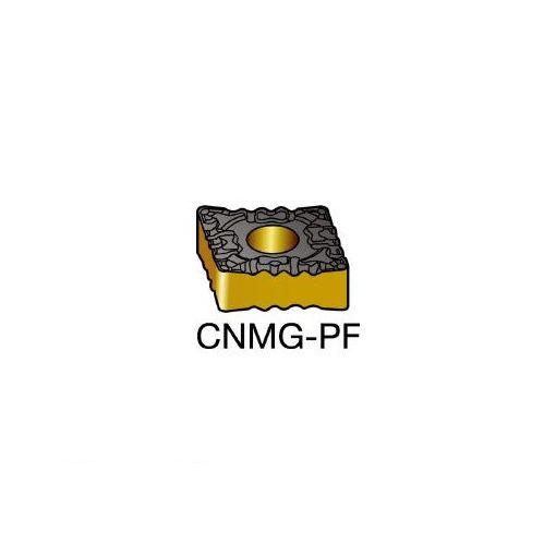 サンドビック SV CNMG090308PF T-Max P 旋削用ネガ・チップ 5015 609-5551 【キャンセル不可】