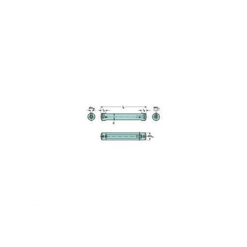 サンドビック SV CXSA2507 コロターンXS 小型旋盤用アダプタ 606-9045 【キャンセル不可】