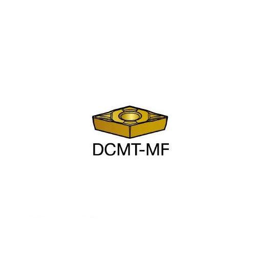 サンドビック(SV) [DCMT070204MF] コロターン107 旋削用ポジ・チップ 2025 606-9118 【キャンセル不可】