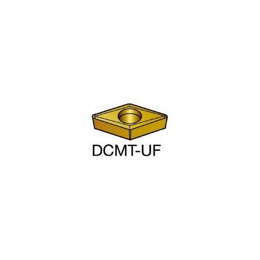 サンドビック SV DCMT070204UF コロターン107 旋削用ポジ・チップ 1125 609-6441 【キャンセル不可】