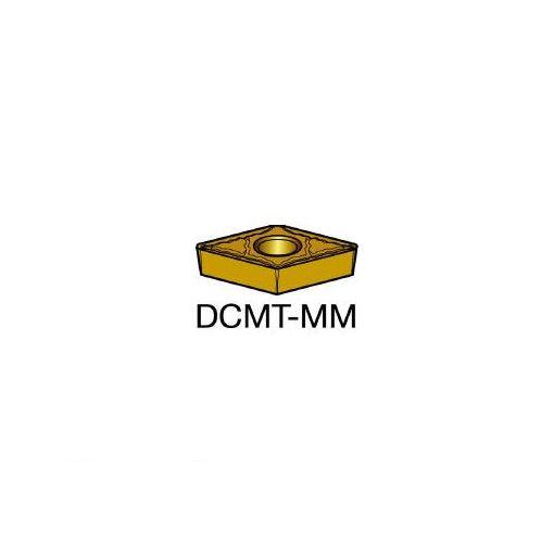 サンドビック SV DCMT11T308MM コロターン107 旋削用ポジ・チップ 2035 609-6565 【キャンセル不可】