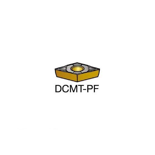 サンドビック SV DCMT11T308PF コロターン107 旋削用ポジ・チップ 5015 609-6573 【キャンセル不可】