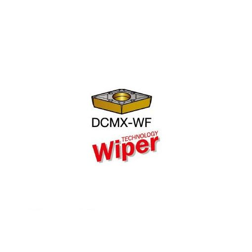 サンドビック SV DCMX070204WF コロターン107 旋削用ポジ・チップ 1115 359-0755 【キャンセル不可】