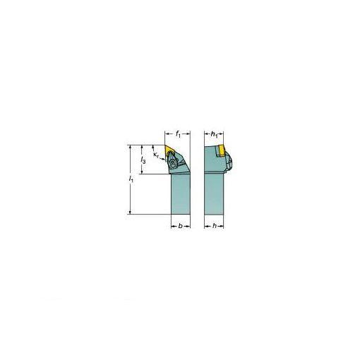 サンドビック SV DDJNR2020K1504 コロターンRC ネガチップ用シャンクバイト 359-0381 【キャンセル不可】