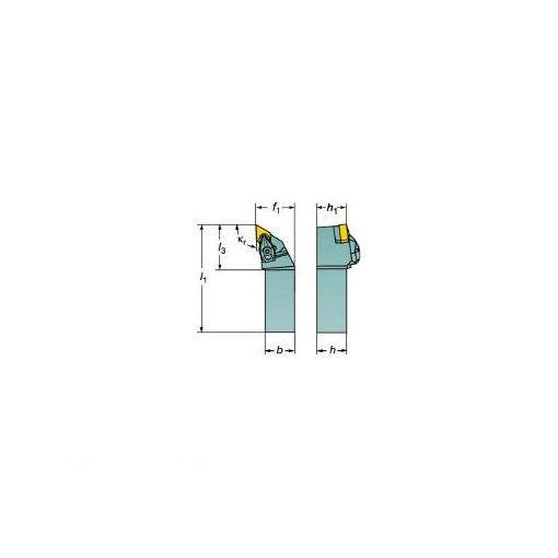 【あす楽対応】サンドビック(SV) [DDJNR3232P15] コロターンRC ネガチップ用シャンクバイト 609-6620 【キャンセル不可】