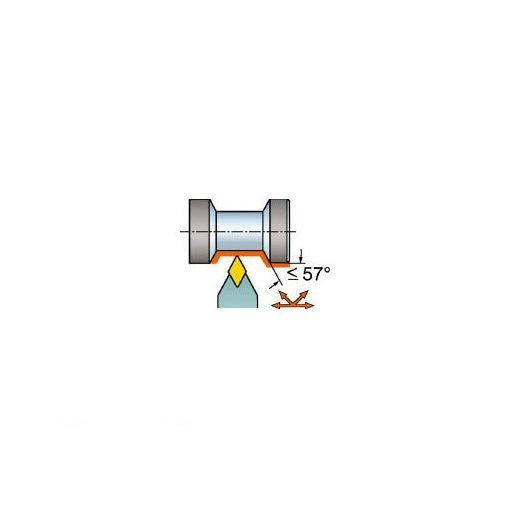 サンドビック SV DDNNN3225P15 コロターンRC ネガチップ用シャンクバイト 606-9207 【キャンセル不可】