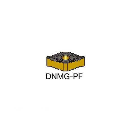 サンドビック SV DNMG150604PF T-Max P 旋削用ネガ・チップ 5015 607-8290 【キャンセル不可】