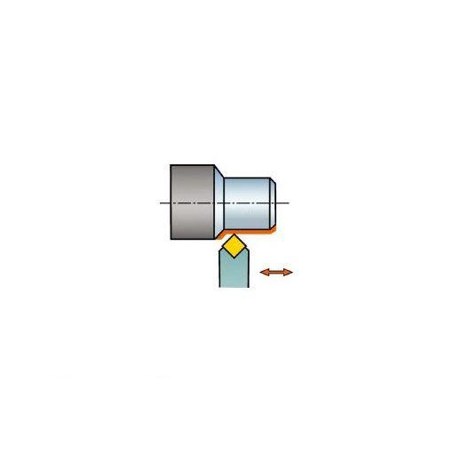 サンドビック SV DSDNN2020K12 コロターンRC ネガチップ用シャンクバイト 609-7057 【キャンセル不可】