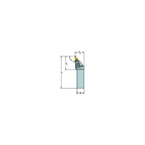 サンドビック(SV) [DVJNR3225P16] コロターンRC ネガチップ用シャンクバイト 606-9371 【キャンセル不可】