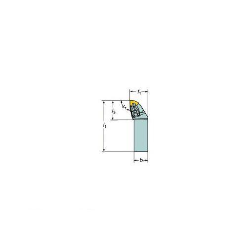 サンドビック SV DWLNL2020K08 コロターンRC ネガチップ用シャンクバイト 606-9398 【キャンセル不可】