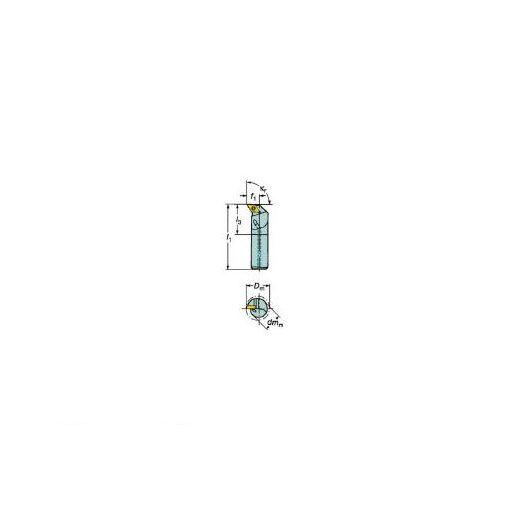 サンドビック SV E16RSDUPR07R コロターン111 ポジチップ用ボーリングバイト 606-9436 【キャンセル不可】