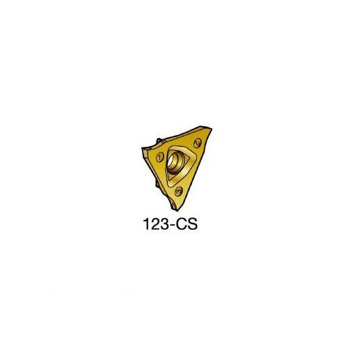 【あす楽対応】サンドビック(SV) [L123U301000500CS] コロカット3 突切り・溝入れチップ 11 358-9277 【キャンセル不可】