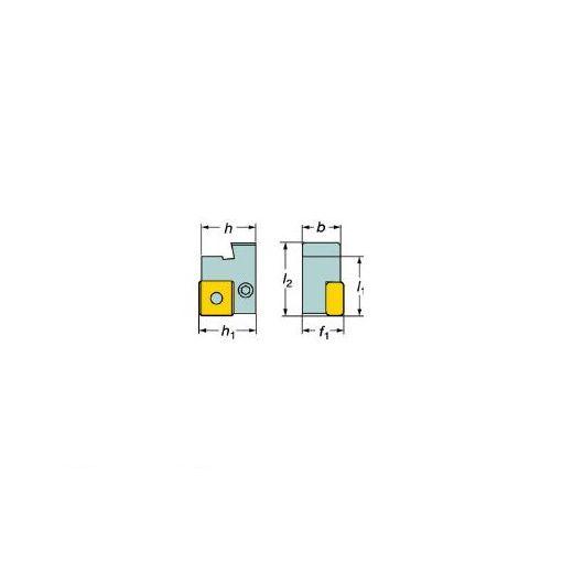 サンドビック SV L175.32322319 旋削用カセットホルダ L17532322319 606-9533 【キャンセル不可】