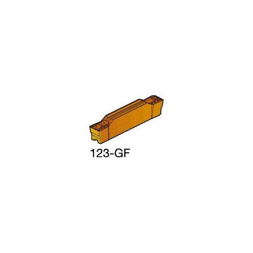 サンドビック SV N123H204000002GF コロカット2 突切り・溝入れチップ 11 609-8428 【キャンセル不可】