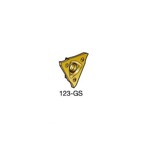 サンドビック SV N123T302500000GS コロカット3 突切り・溝入れチップ 11 358-8742 【キャンセル不可】