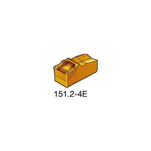 サンドビック SV N151.22504E T-Max Q-カット 突切り・溝入れチップ 52 N15122504E 【キャンセル不可】