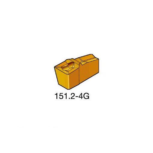 サンドビック SV N151.2265254G T-Max Q-カット 突切り・溝入れチップ N1512265254G 【キャンセル不可】