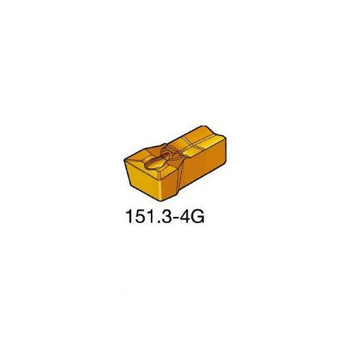 サンドビック SV N151.3200204G T-Max Q-カット 突切り・溝入れチップ N1513200204G 【キャンセル不可】