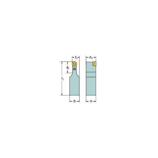 サンドビック SV PRDCN2020K10 T-Max P ポジチップ用シャンクバイト 362-6997 【キャンセル不可】