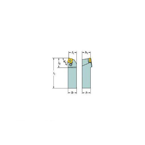 サンドビック(SV) [PSBNR5050T25] T-Max P ネガチップ用シャンクバイト 607-5258 【キャンセル不可】
