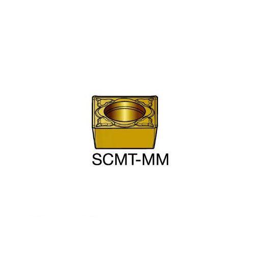 【あす楽対応】サンドビック(SV) [SCMT120404MM] コロターン107 旋削用ポジ・チップ 2025 610-6111 【キャンセル不可】