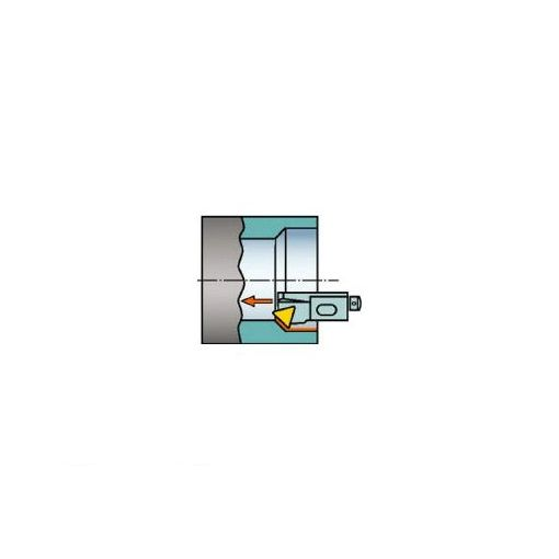 サンドビック(SV) [STSCR10CA11] コロターン107 ポジチップ用カートリッジ 607-6319 【キャンセル不可】
