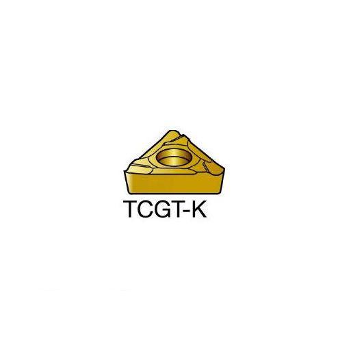 サンドビック SV TCGT110204LK コロターン107 旋削用ポジ・チップ 5015 610-6676 【キャンセル不可】