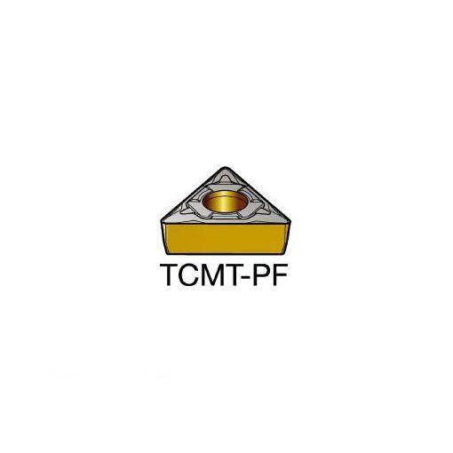 サンドビック SV TCMT06T102PF コロターン107 旋削用ポジ・チップ 1515 358-6553 【キャンセル不可】
