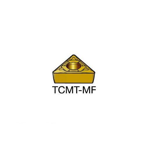 サンドビック SV TCMT090202MF コロターン107 旋削用ポジ・チップ 1115 358-6201 【キャンセル不可】