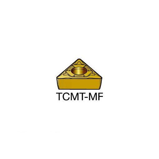 サンドビック SV TCMT090204MF コロターン107 旋削用ポジ・チップ 2015 605-7390 【キャンセル不可】