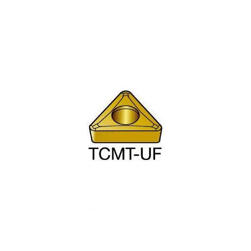 サンドビック SV TCMT110204UF コロターン107 旋削用ポジ・チップ 235 605-7446 【キャンセル不可】