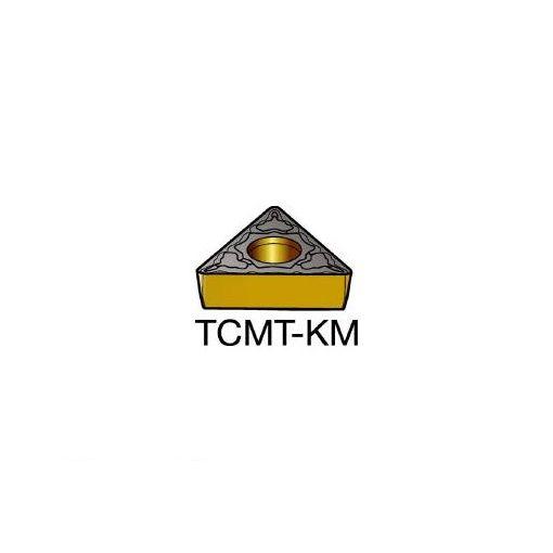 サンドビック SV TCMT16T304KM コロターン107 旋削用ポジ・チップ 3005 610-6790 【キャンセル不可】