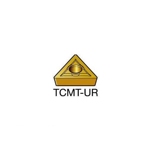 サンドビック SV TCMT16T308UR コロターン107 旋削用ポジ・チップ 235 610-6838 【キャンセル不可】